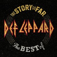 Cover Def Leppard - The Story So Far - The Best Of