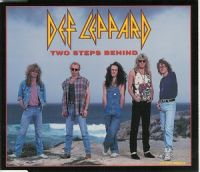 Cover Def Leppard - Two Steps Behind