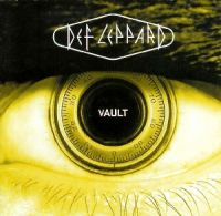 Cover Def Leppard - Vault (Greatest Hits)