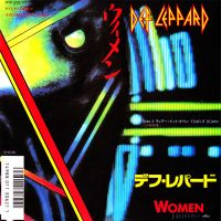 Cover Def Leppard - Women