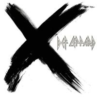 Cover Def Leppard - X