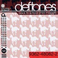 Cover Deftones - Back To School (Mini Maggit)