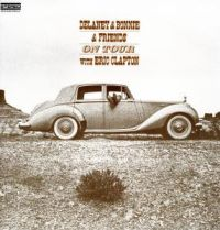 Cover Delaney & Bonnie & Friends with Eric Clapton - On Tour