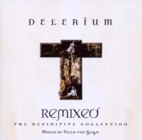 Cover Delerium - Remixed - The Definitive Collection