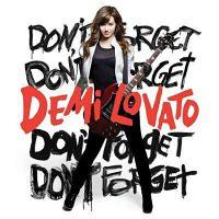 Cover Demi Lovato - Don't Forget