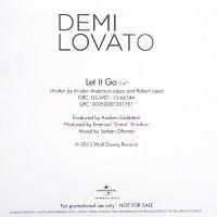 Cover Demi Lovato - Let It Go
