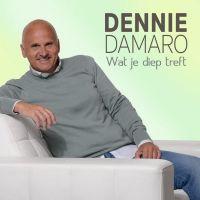 Cover Dennie Damaro - Wat je diep treft
