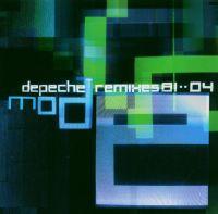 Cover Depeche Mode - Remixes 81-04