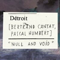 Cover Détroit - Null And Void