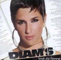 Cover Diam's - Brut de femme