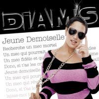 Cover Diam's - Jeune demoiselle