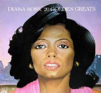 Cover Diana Ross - 20 Golden Greats