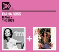 Cover Diana Ross - 2 For 1: Diana + The Boss