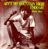 Cover Diana Ross - Ain't No Mountain High Enough