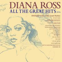 Cover Diana Ross - All The Great Hits
