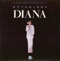 Cover Diana Ross - Anthology
