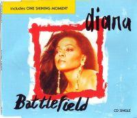 Cover Diana Ross - Battlefield
