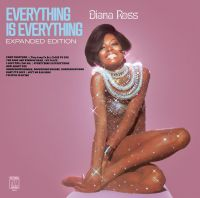 Cover Diana Ross - Everything Is Everything