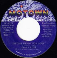 Cover Diana Ross - Gettin' Ready For Love