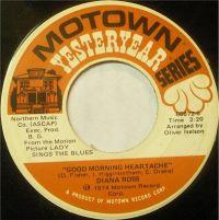 Cover Diana Ross - Good Morning Heartache