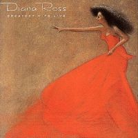 Cover Diana Ross - Greatest Hits Live