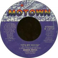 Cover Diana Ross - It's My House