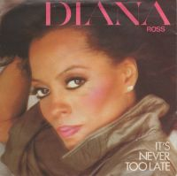 Cover Diana Ross - It's Never Too Late