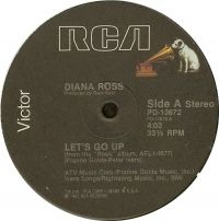 Cover Diana Ross - Let's Go Up