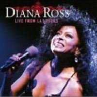Cover Diana Ross - Live From Las Vegas