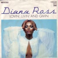 Cover Diana Ross - Lovin', Livin' And Givin'