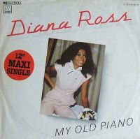 Cover Diana Ross - My Old Piano