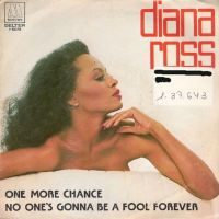 Cover Diana Ross - One More Chance
