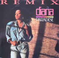 Cover Diana Ross - Paradise
