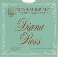 Cover Diana Ross - Remember Me