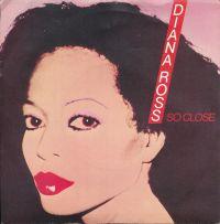 Cover Diana Ross - So Close