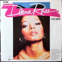 Cover Diana Ross - The Diana Ross Story