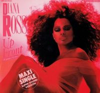 Cover Diana Ross - Up Front