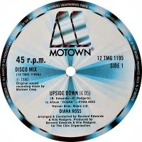 Cover Diana Ross - Upside Down
