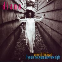 Cover Diana Ross - Voice Of The Heart