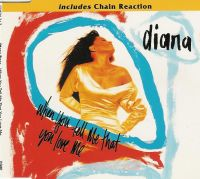 Cover Diana Ross - When You Tell Me That You Love Me