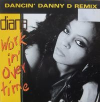 Cover Diana Ross - Workin' Overtime