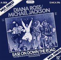 Cover Diana Ross / Michael Jackson - Ease On Down The Road