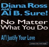 Cover Diana Ross and Al B. Sure! - No Matter What You Do