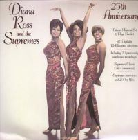 Cover Diana Ross And The Supremes - 25th Anniversary