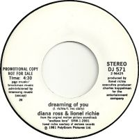 Cover Diana Ross & Lionel Richie - Dreaming Of You