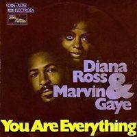 Cover Diana Ross & Marvin Gaye - You Are Everything
