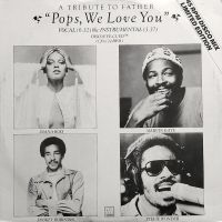 Cover Diana Ross, Marvin Gaye, Smokey Robinson & Stevie Wonder - Pops, We Love You (A Tribute To Father)