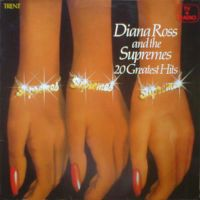 Cover Diana Ross & The Supremes - 20 Greatest Hits (1979)
