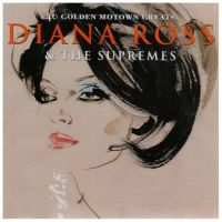 Cover Diana Ross & The Supremes - 40 Golden Motown Greats