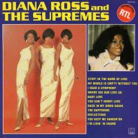Cover Diana Ross & The Supremes - Diana Ross & The Supremes